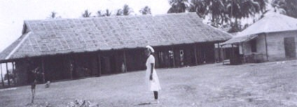Cottage Hospital Tahun 1940an