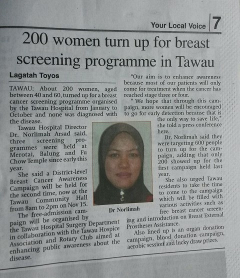 Breast Screening Programme